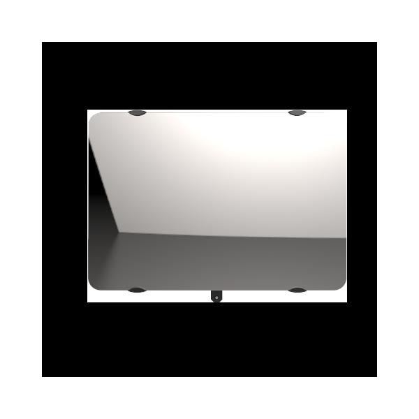 Radiateur horizontal CAMPAVER ULTIME 3.0 (reflet) - 2000 W - Campa