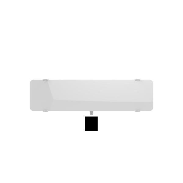 Radiateur horizontal CAMPAVER ULTIME ETROIT 3.0 (blanc) - 900 W - Campa
