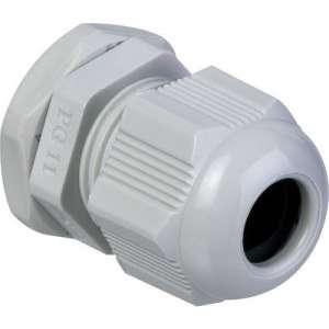 Presse-étoupe polyamide avec écrou monté pour câble rond - pg11 n06 ecrou monte/20 - Capri