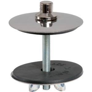Cache trou inox - Ø 46 mm - Sélection Cazabox
