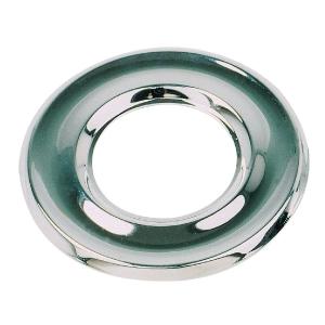 "Rosace laiton chromé - Ø 55 mm - F 3/8"" - Watts industries"