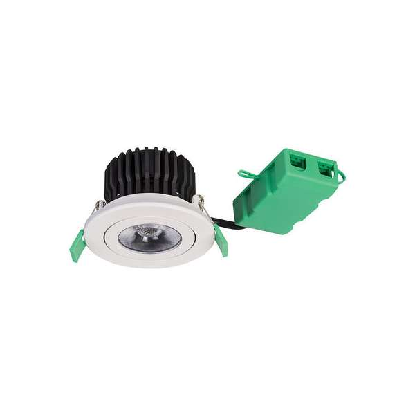 Spot LED blanc orientable - 8 W - 3000 K - Coreline Accent RS - Philips