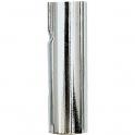 Manchon de rallonge pour porte-rideaux - 120 mm - Ø 18 mm - Pellet ASC
