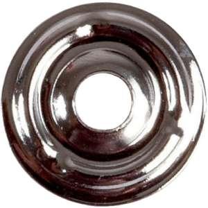 Rosace plate chromé - Plombelec