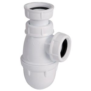 """Siphon de lavabo à culot - 1""""1/4 - Ø 40 mm - Valentin"""