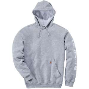 Sweat à capuche gris - K288 - Carhartt