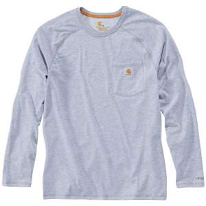 T-Shirt gris manches longues - Force - Carhartt