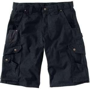 Short noir - Cargo B357 - Carhartt