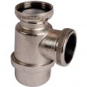 "Mini siphon de lavabo - 1""1/4 - Ø 32 mm - Valentin"
