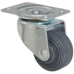 Roulette à platine pivotante - Série S12 - Caujolle