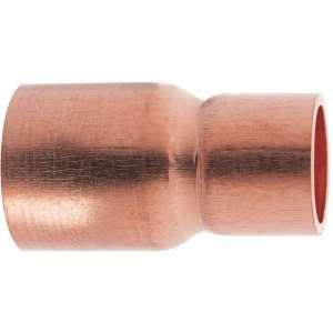 Raccord cuivre réduit à souder - Mâle / femelle - Ø 12 - 8 mm - Frabo