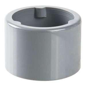 Raccord PVC gris réduit - Mâle / femelle Ø 50 - 32 mm - Nicoll