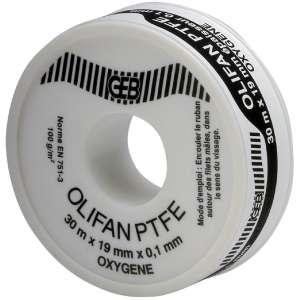 Ruban PTFE - Oxygène - Geb