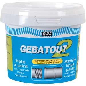Pâte d'étanchéité - Gebatout - Geb