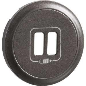 Enjoliveur - prise double chargeur USB - Legrand