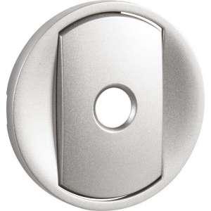 Enjoliveur interrupteur ou va-et-vient Intuition - Céliane - Legrand