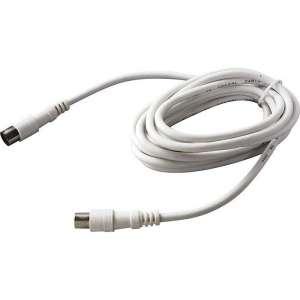 Câble coaxial TV - Dhome