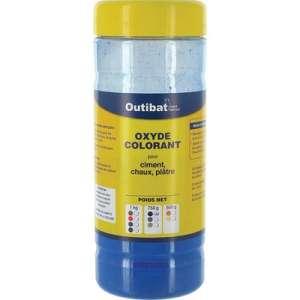 Colorant ciment synthétique - Outibat