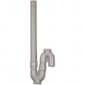 Siphon plastique à sortie verticale - Nicoll