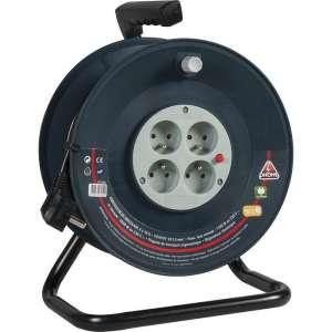 Enrouleur de bricolage - 3G1,5 mm² - Dhome