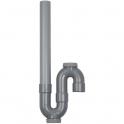 Siphon plastique M.A.L. - sortie verticale - Regiplast