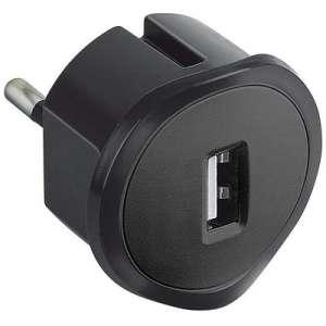 Chargeur USB encombrement réduit - Legrand