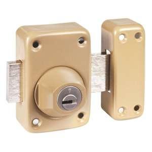 Verrou à cylindre - Pêne 110 mm - Toro - Mul-T-lock