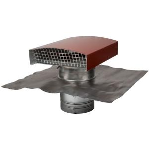 Sortie de toit finition tuile - Ø 160 mm - VMC double flux - Anjos