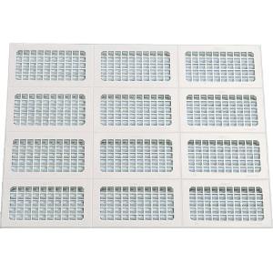 Grille modulable 12 éléments - vent X - Nicoll