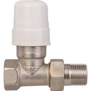 Robinet thermostatique droit avec pré-réglage - RBM