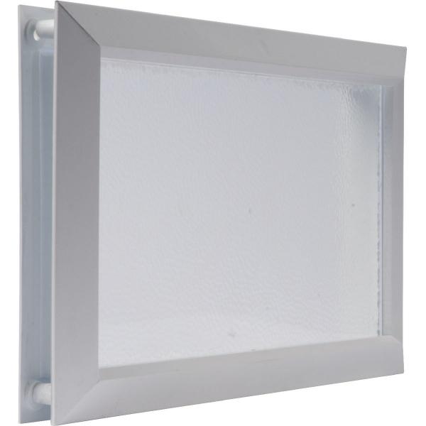 hublot rectangulaire de porte de garage nicoll cazabox. Black Bedroom Furniture Sets. Home Design Ideas