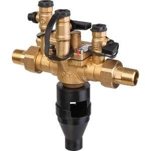Disconnecteur à zones de pression réduites contrôlables - Socla