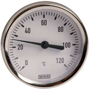 Thermomètre axial - Distrilabo