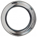 Rosace VMC aluminium - Ø 118 x 180 mm - Tolerie Emaillerie Nantaise