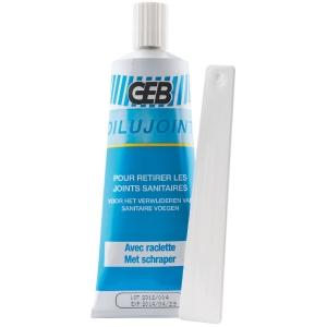 Pâte dissolvante pour joints sanitaire - 125 ml - Dilujoint - Geb