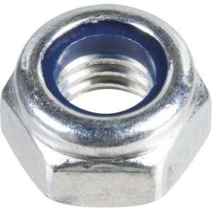 Écrou hexagonal indesserrable zingué - Ø 10 mm - Boîte de 100 - Viswood