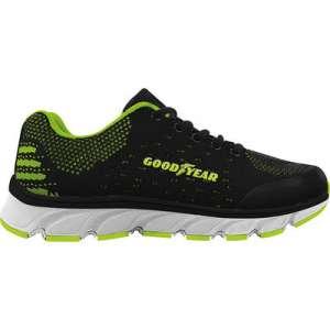 Chaussures de sécurité noire / verte - Phoenix - Pointure 44 - Goodyear