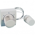 Tête thermostatique de radiateur Senso à bulbe à distance avec sonde et commande - Comap