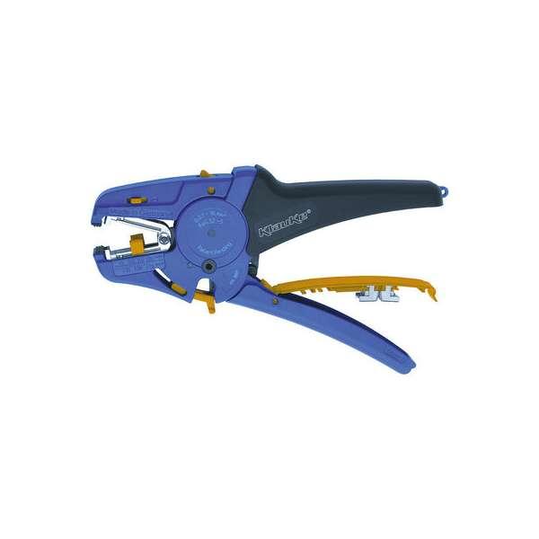 Pince à dénuder automatique avec coupe-fil - K433 - Klauke
