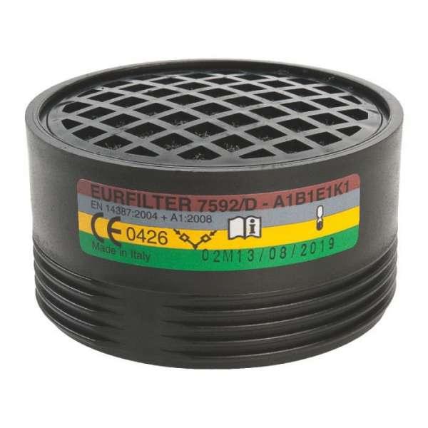 Galette filtrante - ammoniac EN14387 - Vendu par 2 - Sup air