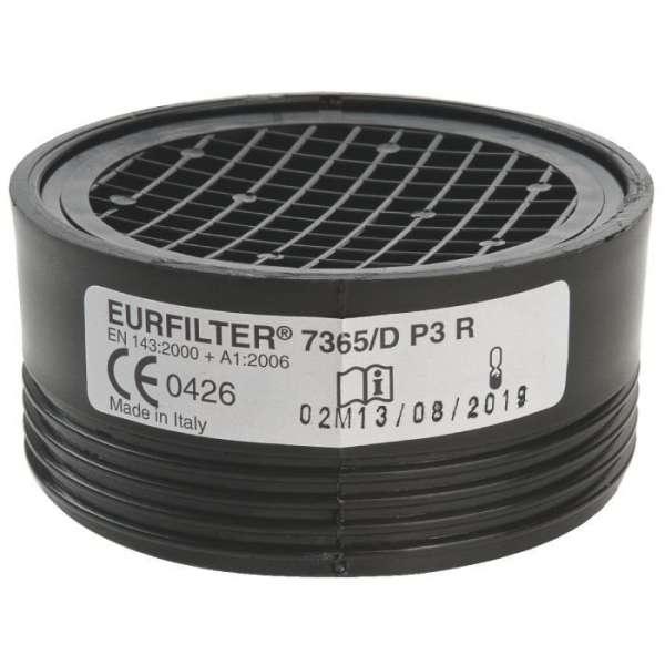 Galette filtrante - poussières toxiques EN143 - Vendu par 2 - Sup air