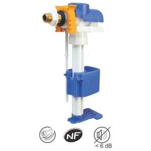 Robinet flotteur hydraulique ultra-silence - Regiplast