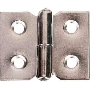 Paumelle de meuble à nœud roulé - 30x40 - gauche - Monin