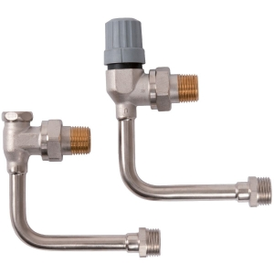 Kit bitubes hydrocablés RA FN/HC à raccordement mâle - Danfoss