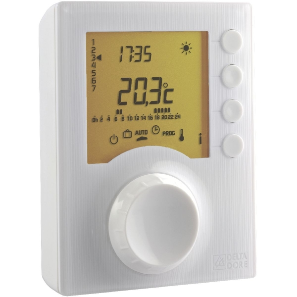 thermostat tybox 117 delta dore cazabox. Black Bedroom Furniture Sets. Home Design Ideas