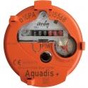 Compteur d'eau divisionnaire eau chaude - Aquadis+ - Itron