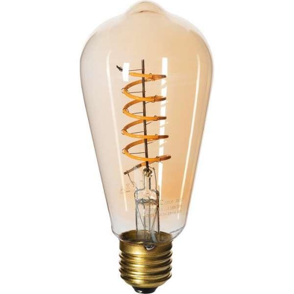 Ampoule LED standard à filament E27 Amber - Aric