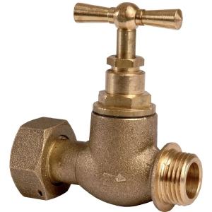 Robinet d'arrêt après compteur d'eau avec tête potence - Watts industries