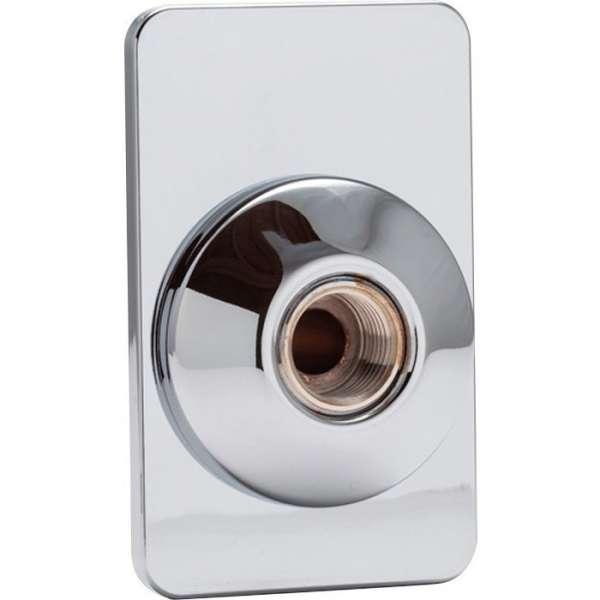 Platine de fixation R-Fix à glissement - Ø 16 mm - M 3/8' - Pour Machine à laver - Riquier