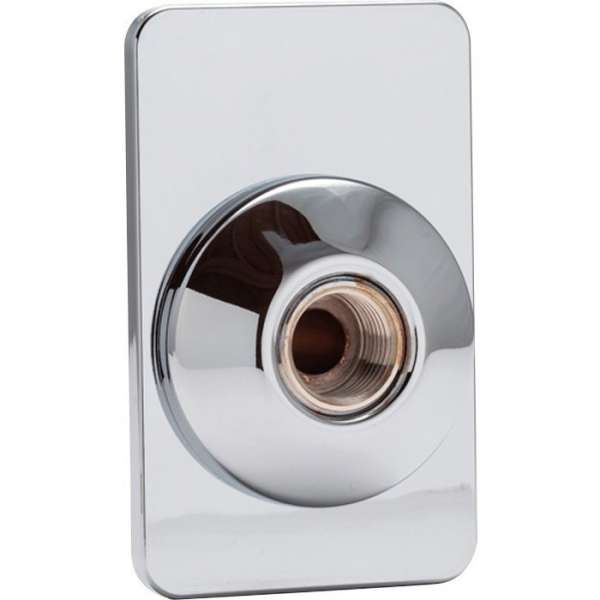 Platine de fixation R-Fix à sertir - Ø 16 mm - M 3/8' - Pour Machine à laver - Riquier